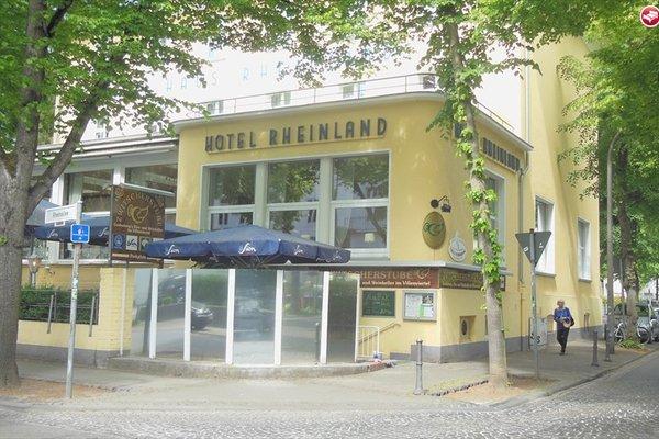 Hotel Rheinland - фото 18