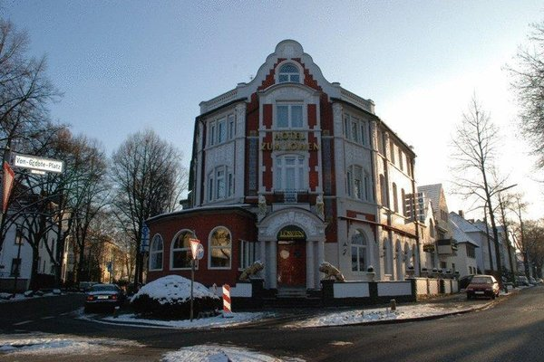Hotel Zum Lowen - фото 21