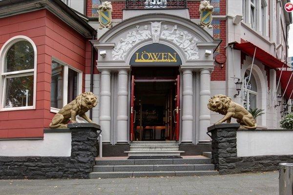 Hotel Zum Lowen - фото 22