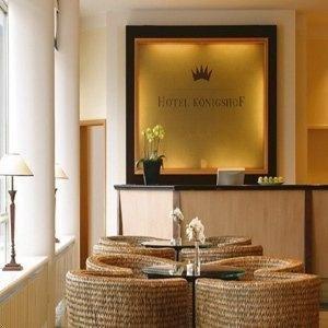 Ameron Hotel Kоnigshof Bonn - фото 11