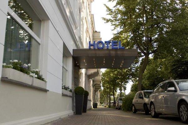 Hotel Willkens - фото 21