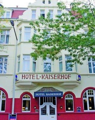 Best Western Hotel Kaiserhof - фото 22