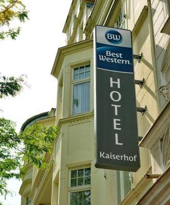 Best Western Hotel Kaiserhof - фото 23
