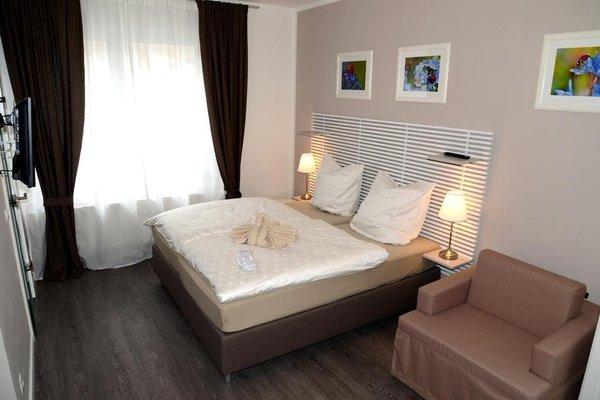 Hotel Baden - фото 1
