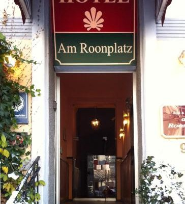 Hotel Am Roonplatz - фото 18