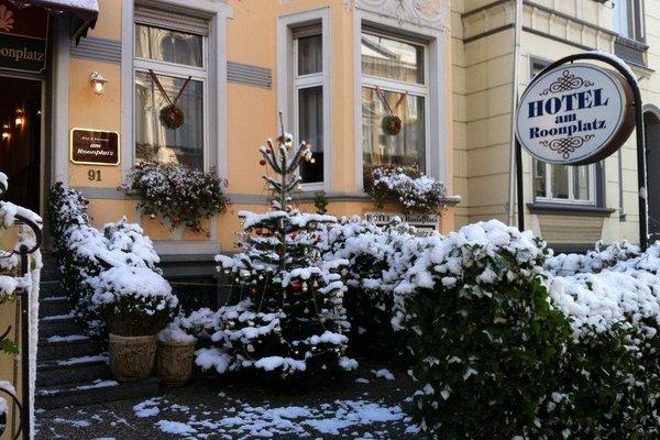 Hotel Am Roonplatz - фото 19