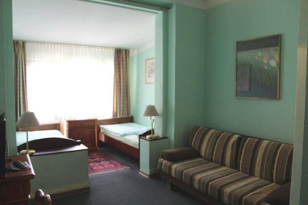 Hotel Am Roonplatz - фото 7