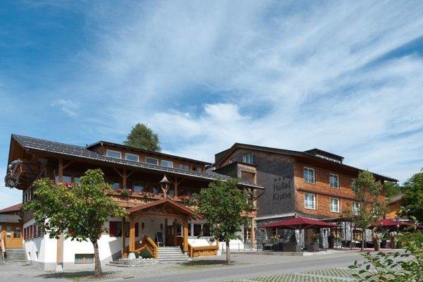 Hotel Krone Langenegg - фото 23