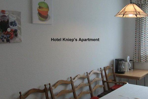 Hotel Kniep - фото 12
