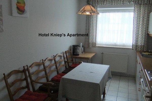 Hotel Kniep - фото 15