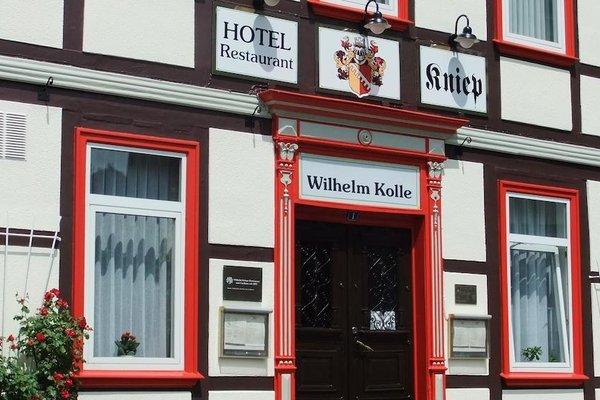 Hotel Kniep - фото 19