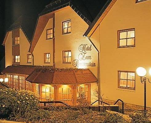 Hotel & Restaurant Zum Reussenstein - фото 22