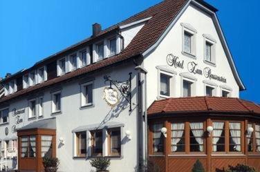 Hotel & Restaurant Zum Reussenstein - фото 23