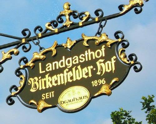 Hotel Landgasthof Birkenfelder Hof - фото 17
