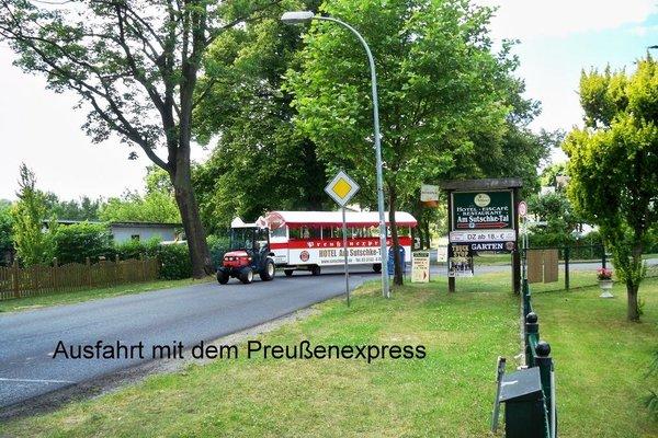 Hotel Am Sutschke- Tal - фото 20