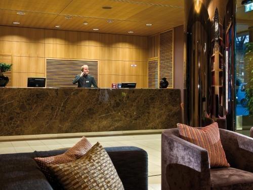 Adina Apartment Hotel Berlin Hauptbahnhof - фото 15