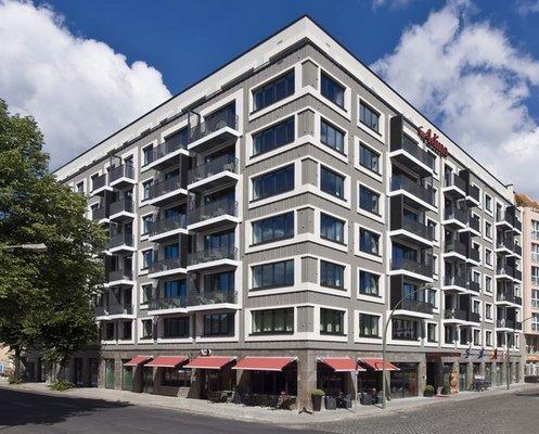 Adina Apartment Hotel Berlin Hauptbahnhof - фото 22