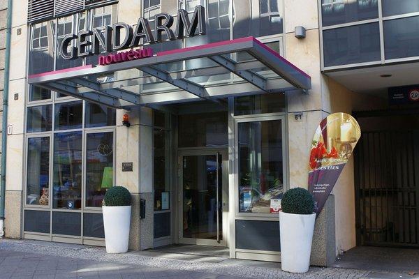 Hotel Gendarm nouveau - фото 13