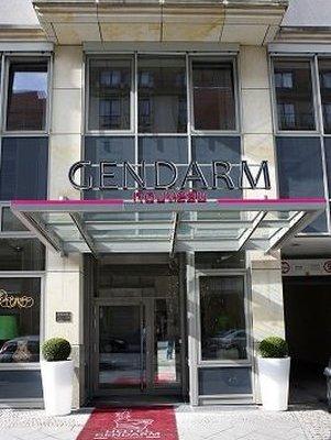 Hotel Gendarm nouveau - фото 20