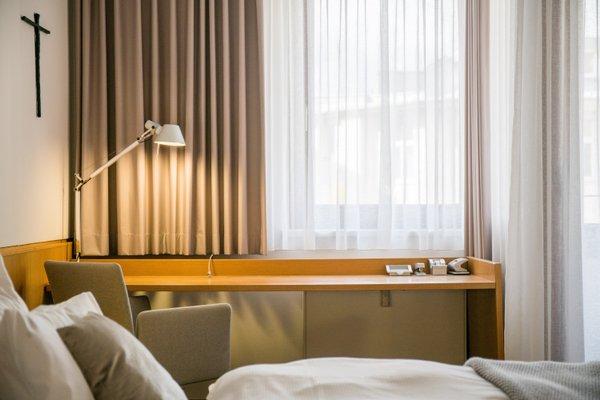 Hotel Aquino Tagungszentrum - фото 1
