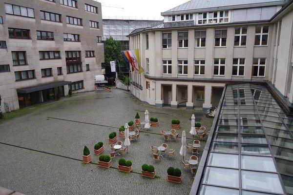 Hotel Aquino Tagungszentrum - фото 21