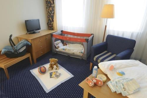 Upstalsboom Hotel Friedrichshain - фото 4