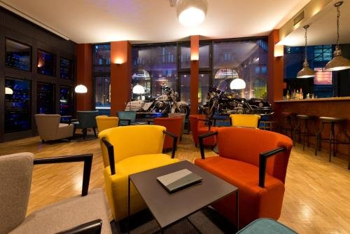 Best Western Hotel am Borsigturm - фото 7