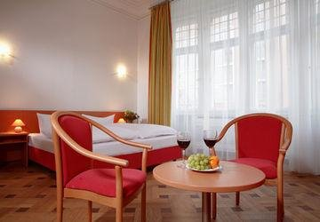Olivaer Apart Hotel am Kurfurstendamm - фото 12