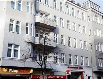Olivaer Apart Hotel am Kurfurstendamm - фото 22