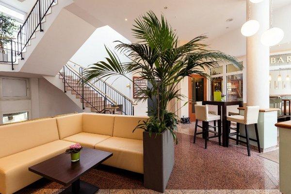 SensCity Hotel Berlin Spandau - фото 5
