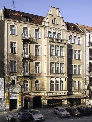 Grand City Hotel Berlin Zentrum - фото 13