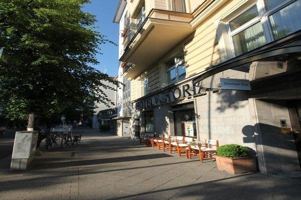 Hotel Astoria Am Kurfurstendamm - фото 22