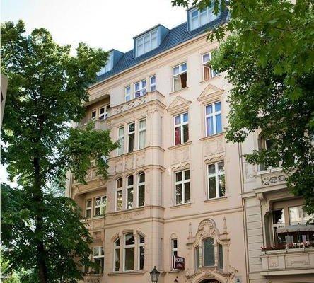 Hotel Augusta Am Kurfurstendamm - фото 22