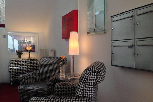 Hotel Augusta Am Kurfurstendamm - фото 7
