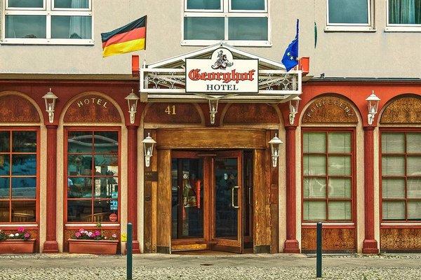 Georghof Hotel Berlin - фото 21