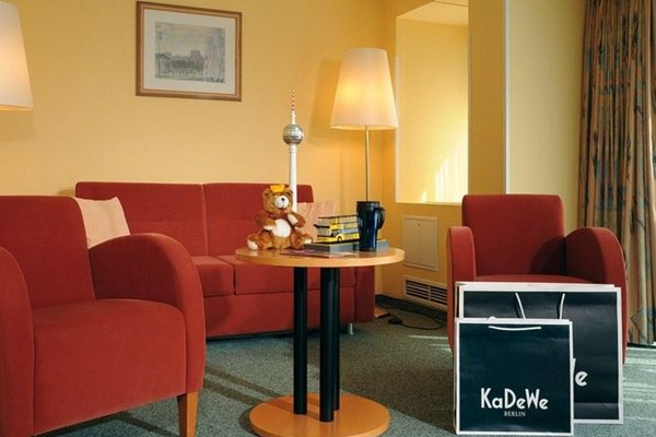 City Partner Hotel am Gendarmenmarkt - фото 8