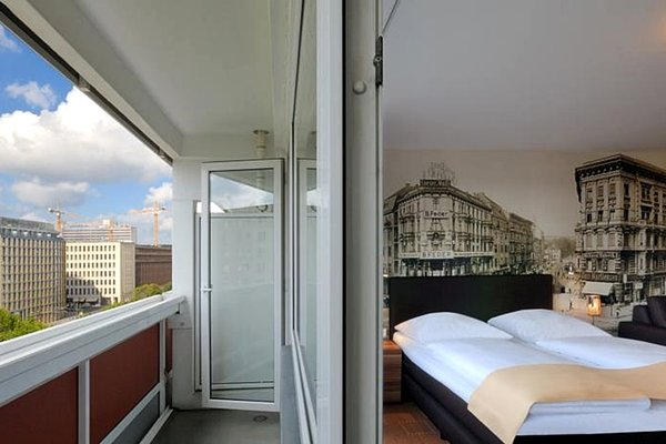 Mercure Berlin Alexanderplatz - фото 3