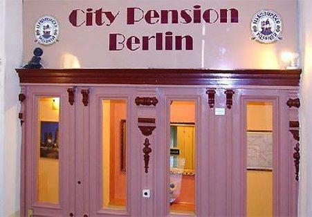 City Pension Berlin - фото 21