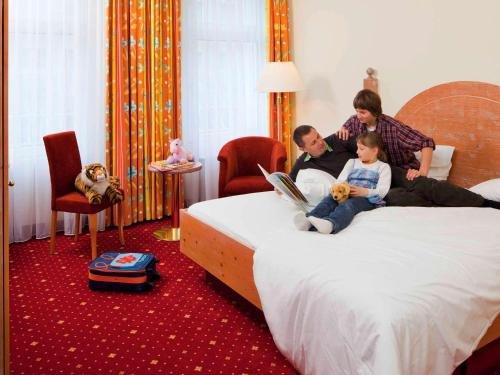 Mercure Hotel Berlin Mitte - фото 2