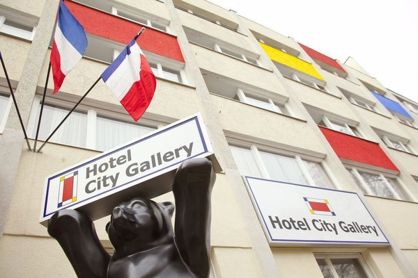 Hotel City Gallery Berlin - фото 23