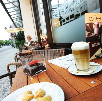 Crowne Plaza Berlin City Centre - фото 13
