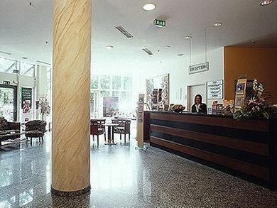 Mercure Hotel Berlin Tempelhof Airport - фото 15