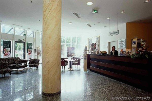Mercure Hotel Berlin Tempelhof Airport - фото 16