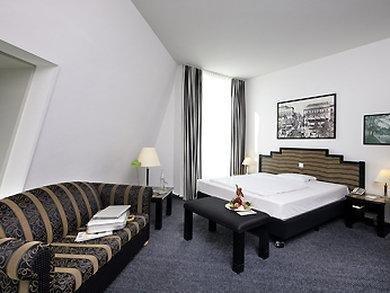 Mercure Hotel Berlin Tempelhof Airport - фото 2