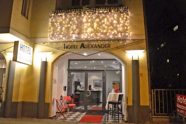 Hotel Alexander beim Kurfurstendamm - фото 7