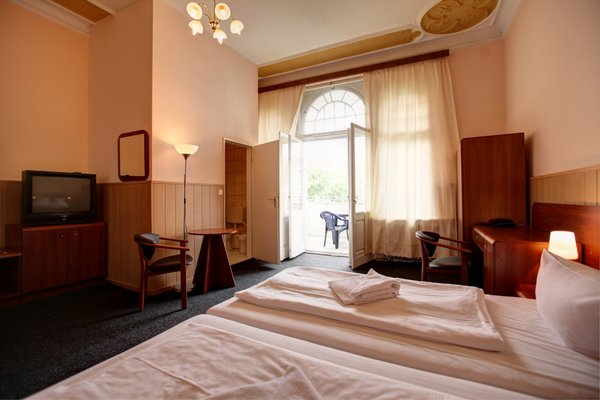 Hotel-Pension Rheingold am Kurfurstendamm - фото 50