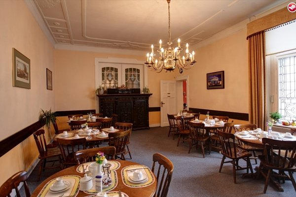 Hotel-Pension Rheingold am Kurfurstendamm - фото 14
