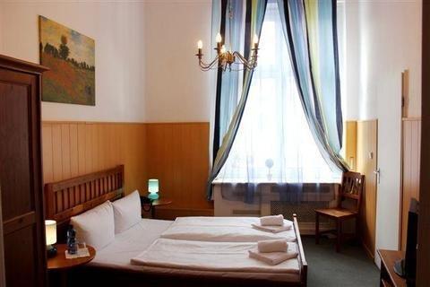 Hotel-Pension Rheingold am Kurfurstendamm - фото 2