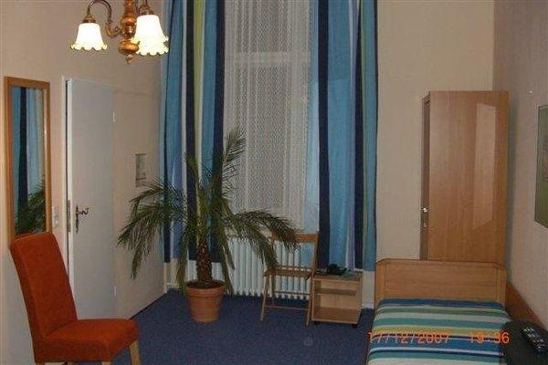 Hotel-Pension Rheingold am Kurfurstendamm - фото 8