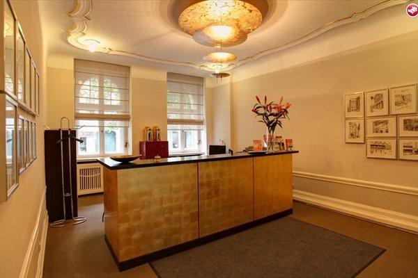 Hotel Elba am Kurfurstendamm - Design Chambers - фото 17